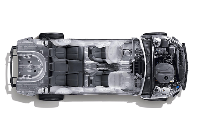 Hyundai New Platform