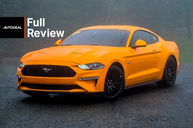 Ford Mustang 2019, Philippines Price & Specs | AutoDeal