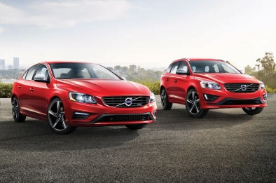 Volvo Philippines unleashes the S60 and XC60 in R-Design spec