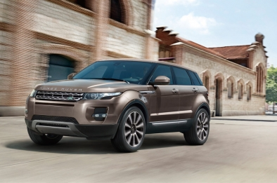Range Rover's updated Evoque boasts new and updated features