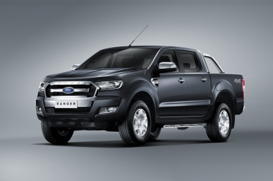 Meet the new Ford Ranger, revealed at the Bangkok International Motor Show