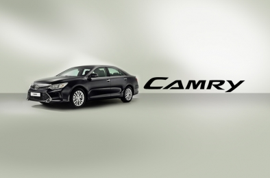 Toyota updates the Camry for 2015
