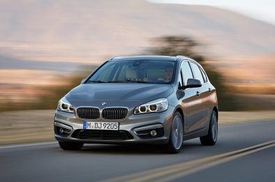 BMW Ph unveils their first-ever luxury MPV, the new 2 Series Active Tourer