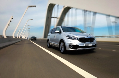 MIAS 2015: Kia launches all-new Grand Carnival