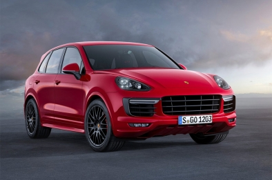 Porsche Cayenne: The icy cold chili pepper