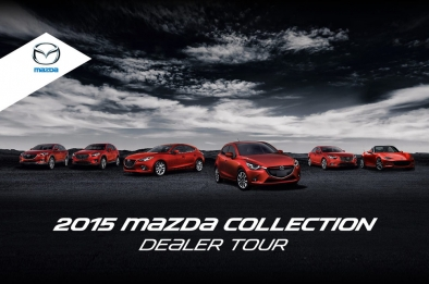 Mazda Ph is taking the all-new Mazda2 Skyactiv on a dealer tour this June