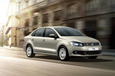 Volkswagen's Polo Sedan gets even more practical with an automatic option