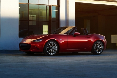 The world's best selling roadster is here, the all-new Mazda MX-5