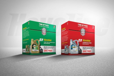 Havoline and Techron offers ultimate protection and savings in Tune Up Pack