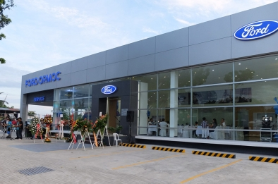 Ford Ph opens 38th new dealership in Ormoc, Leyte