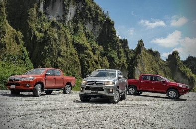 Toyota heats up the pick up segment with the all-new Hilux