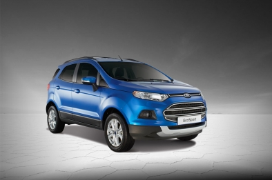 Ford begins sale of EcoSport with Urban Pack limited to only 500 units