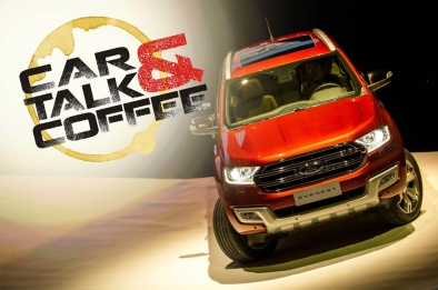 WATCH: The much-awaited All-New 2015 Ford Everest was taken into a road test in Thailand