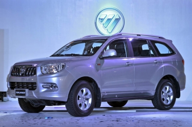Foton recently launched 3 new passenger vehicles to expand their model lineup