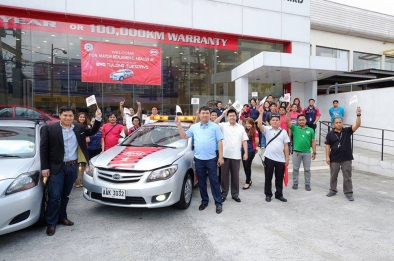 "BYD's ""Tulong Tuesdays"" Campaign extends 5-STAR service to Mandaluyong motorists"