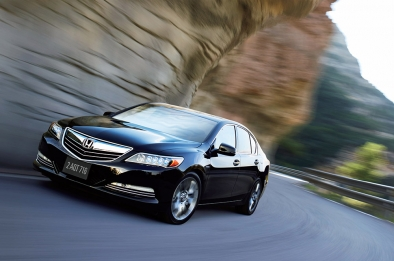 Honda goes premium, brings in Legend Sport Hybrid luxury sedan