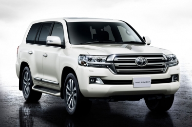 Toyota Ph brings in the new and much-improved Land Cruiser 200 flagship SUV