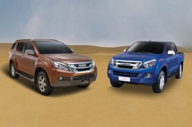 Isuzu Ph expands D-Max and mu-X line-up with more powerful 3.0L VGS variants