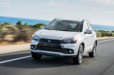 Mitsubishi North America launches refreshed ASX for 2016