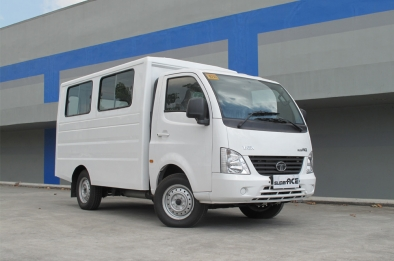 Need a truck for your business? Don't worry, the Tata SuperAce is here.
