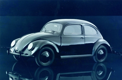 The iconic 1st generation Volkswagen Beetle hits its 70th year mark
