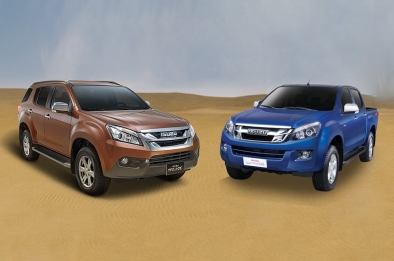 Isuzu Ph boasts fuel efficiency of 2016 D-MAX and mu-X