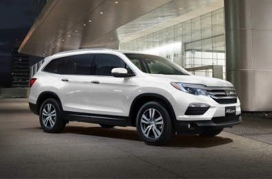 6 things to know about the all-new Honda Pilot