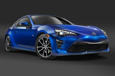 Toyota to launch 2017 86 at the New York Auto Show