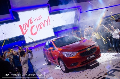 MIAS 2016: Chevrolet reveals all-new Sail sedan