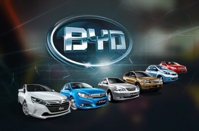 3 high-tech features available in BYD cars