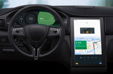 Google reveals innovative Android Auto infotainment system