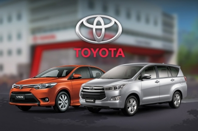 Exclusive trade-in deals and promos await in Toyota Makati