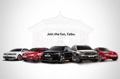 Volkswagen Test Drive in Cebu