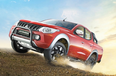 Mitsubishi PH introduces Strada GT pickup