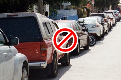 No Garage, No Car