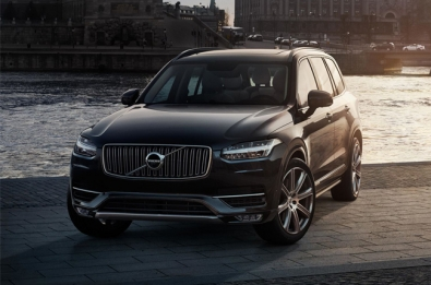 Volvo XC90: the luxury of safety