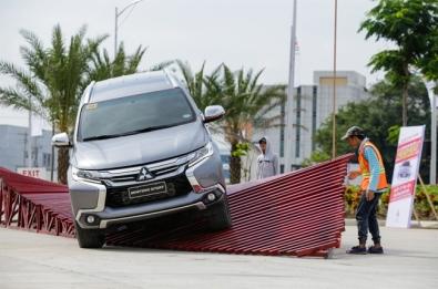 Mitsubishi Head-to-Head Challenge