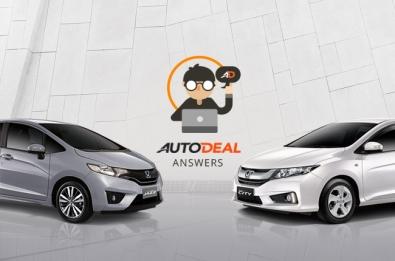 Which car should I buy, Honda Jazz or Honda City?