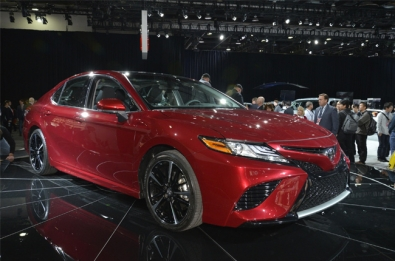 NAIAS 2017: Toyota launches sporty all-new 2018 Camry