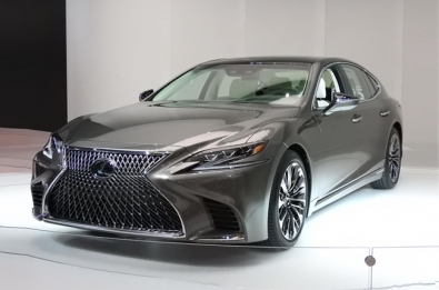 NAIAS 2017: All-new LS shows why it is Lexus' flagship model