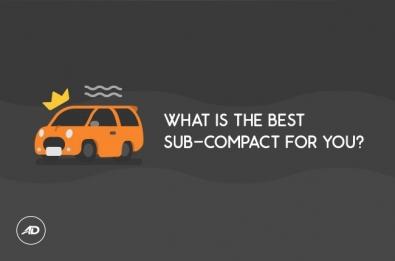 sub-compact cars