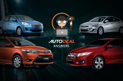 AutoDeal Answers: Best Sedan for ridesharing