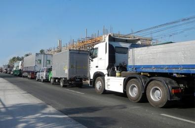 Truck lane C-5