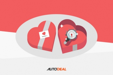 Valentine's gift ideas for your car nut lover.