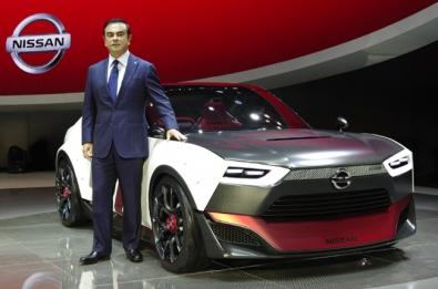 Nissan Carlos Ghosn