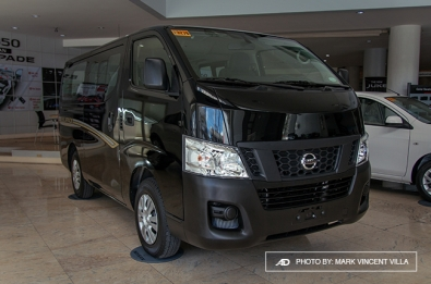 Nissan NV350 Urvan Super Elite Escapade