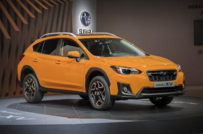2018 Subaru XV Geneva