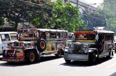 Old jeepneys