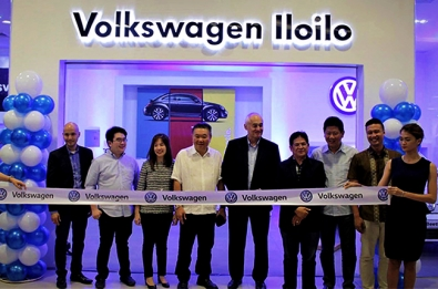 Volkswagen Iloilo ribbon cutting