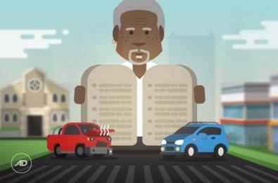 10 commandments for a safer drive